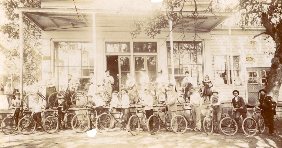 Cykelfest 1880